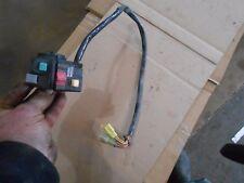 ARCTIC CAT 700 atv 2008 08 EFI 4x4 left handlebar switch control light start