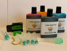 Canon Pixma MG3250 Black & Colour Ink Refill Kit For PG540 CL541 XL 540 541