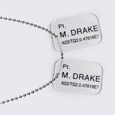 Hollywood Collectibles Group Aliens Drake Dog Tags