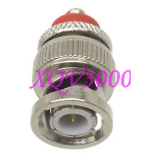 Adapter connector BNC Q9 Male to L5 Microdot Female 10-32UNF for Ultrasonic Flaw