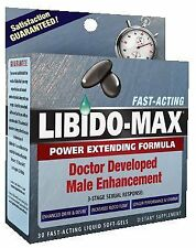 Applied Nutritition, Libido Max For Men (Skinny) 30 Ct