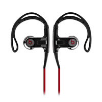 Beats by Dre Powerbeats Wired In-Ear Headphone - Black
