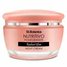 NUTRITIVO Pomegranate Radiant Glow Night Cream 50gm  Brightening, Nourishing UK
