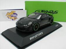 Spark wap02020083-Porsche 911 gt3 RS Weissach package 2018 negro 1:43 nuevo