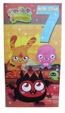 Moshi monsters birthday card for age 7 (SEVEN) by Gemma – 195729