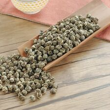 Pure Organic  Green Tea Loose Leaf  Chinese King Grade Jasmine Dragon Ball Tea