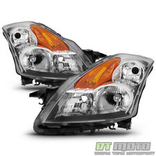 Headlamps For 2007 2008 2009 Altima 4-Door Sedan Headlights Left+Right 07 08 09