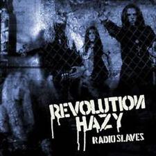 REVOLUTION HAZY - RADIO SLAVES - GLAM ROCK NEW CD / ROBBI BLACK