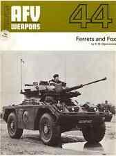 AFV Weapons Profile 44 - Ferret e Fox - DVD