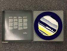 Roy Lichtenstein limited edition Rosenthal pop art plate /3000 Box & Certificate
