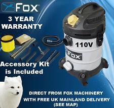 Bois de tournage fox F50-800 aspirateur 110V pour aspirateur hoover