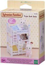Sylvanian Families Triple Bunk Beds SF4448
