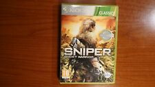 1661 Xbox 360 Sniper Ghost Warrior PAL