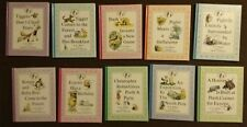 DUTTON The Original Pooh Treasury by A. A. Milne Hardcover Lot of 10
