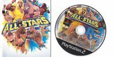 VIDEOGIOCO W ALL STARS ITA ORIG. PAL X PS2 COME NUOVO PERFETTO DA 9,01€ !!!