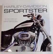 Harley-Davidson Sportster ALAN GIRDLER DAVID DEWHURST BRAND NEW BOOK MOTORBOOKS