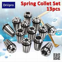 13pcs ER11 Spring Collet Set For CNC Milling Lathe Tool Engraving Machine  !