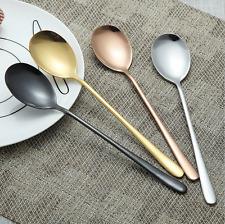 Family Dinnerware Stainless Steel Lightweight Tableware Knife Fork Spoon