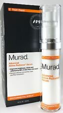 Murad Advanced Active Radiance Serum Treat and Repair Renews skin New in Box