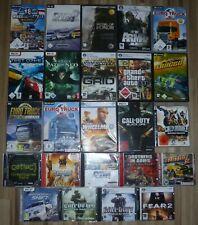 PC Spiele Lot 24 Stück