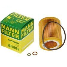 BMW Oil Filter 11 42 7 541 827 MANN HU816X