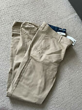 H & M Boys Youth Khaki Pamts Size 13/ 14y Nwt Perfect For Uniforms