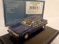 Volvo 760 - Blue, Model Cars, Oxford Diecast