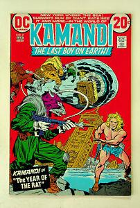 Kamandi #2 (Dec 1972-Jan., 1973; DC) - Very Fine/Near Mint