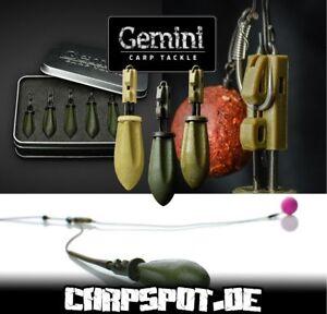 Gemini A.R.C System Leads Carpspot Karpfenblei Weitwurfblei Carplead Lead Blei