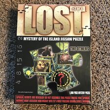 Lost TV Show Jigsaw Puzzle #2 of 4 Mystery of the Island The Others 1000 pc New