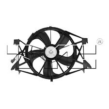 TYC 622360 Radiator & Condenser Cooling Fan Assembly New with Lifetime Warranty