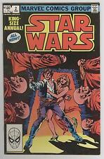 Marvel Comics Star Wars #2 King-Sized Annual 1982 Very nice Han Solo Cover