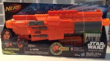 Nerf Star Wars Sergeant Jyn Erso Glowstrike Blaster Lights & Sound New In Box