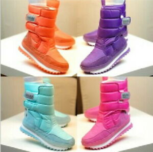 9 Color Waterproof Warm Fashion Joggers Boots Snow Boots Women's Boots Big yards