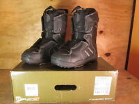 Women's Salomon Vigil Auberg Black Clay Snowboard Boots Various Sizes