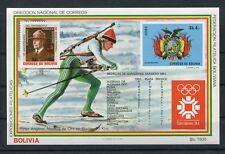 Bolivien Block 141 postfrisch / Olympiade ................................1/3769