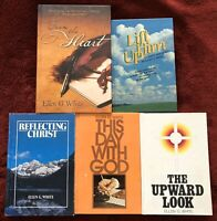 5 Morning Watch Daily Devotionals by Ellen G White SDA Adventist Christian Books
