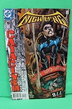 Nightwing #19 Cataclysm Two DC Comic Comics VF Condition