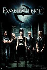 Evanescence - Group Shot Poster Print, 24x36