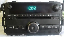 06 07 08 Chevrolet Monte Carlo Impala Radio CD Player Aux 4  Ipod 25957376 BF 24