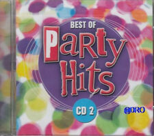 Best of PARTY HITS + CD + vol.2 + 16 forte feti HITS +
