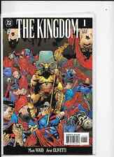 THE KINGDOM ONE MINT GROUP OF SEVEN COMICS BY DC.
