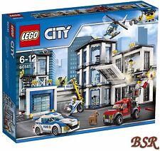 LEGO® City: 60141 Polizeiwache & 0.-€ Versand & OVP & NEU !