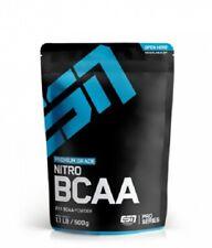 ESN Nitro Bcaa Powder 500g Beutel (43,38?/Kg) Mega Aminosäuren Aktion