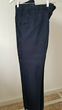 Ted Baker Men's Chino's Navy Size 34R
