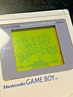Kirby's Dream Land Nintendo Original Game Boy *Authentic* - TESTED