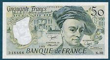 FRANCE - 50 FRANCS QUENTIN DE LA TOUR Fayette n°67.9 de 1983 en NEUF N.30 348866