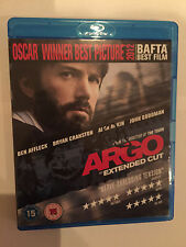 Ben Affleck AUTOGRAPHED Argo Blu Ray Dvd -see photo proof