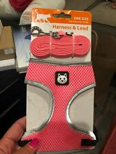 NEW 'SimplyCat' Harness & Lead for 5-10lb Cat