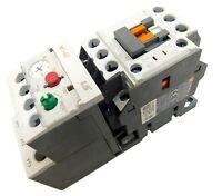 Motor Starter 5HP @ 208-230V 12-18 Amp Overload 120 Volt Coil Nema Rated LSis